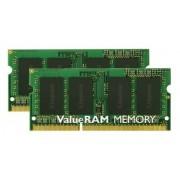 Kingston SO-DIMM 16GB DDR3-1600MHz Kingston CL11, kit 2x8GB