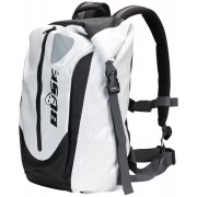 Büse 90822 Vattentät ryggsäck 30 liter en storlek Svart Vit