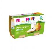 Hipp Gmbh & Co. Vertrieb Kg Hipp Omogeneizzato Pera E Yogurt 2x125 g