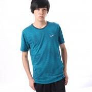 【SALE 50%OFF】ナイキ NIKE メンズ 半袖機能Tシャツ DRI-FIT ブレンド AOP グリッチ Tシャツ 853689467 メンズ