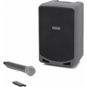 Samson 100 Watt Portable PA W/Bluetooth & Wireless Mic