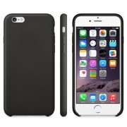 Anti-slip Frosted TPU Case for iPhone 6 & 6S(Black)