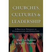 Churches, Cultures & Leadership: A Practical Theology of Congregations and Ethnicities, Paperback/Mark Branson