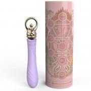 Zalo Courage g-pont vibrátor, melegítő funkcióval (lila)