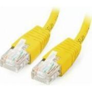 Cablu UTP Equip Cat.6 3m Galben