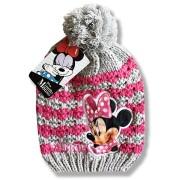 Detská zimná čiapka - Minnie Mouse veľkosť: 54