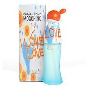 MOSCHINO CHEAP & CHIC I LOVE LOVE EDT 50 ML