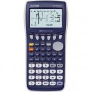 Calcolatrice grafica Casio FX-9750GII - 179675 Calcolatrice grafica a 8 x 21 cifre di dimensioni 87,5 X 180,5 X 21,3 mm dal peso di 205 g con alimentazione batteria di colore blu in confezione da 1 Pz.
