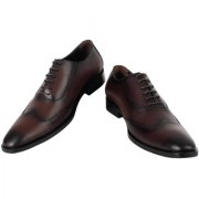 Yellow Tree handmade High Quality Formal Designer Brown Color leather Shoes For Mens Boys (2-2-2)