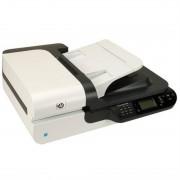 Refurbished-Good-Scanner HP Scanjet N6350 White/Black