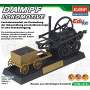 Academy kit constructie functional locomotiva aburi
