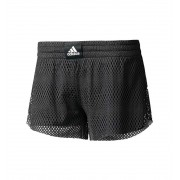 Short Fitness Adidas 2in1 Mesh Short Gris Oscuro L