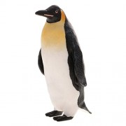 Anbau Lifelike PVC Plastic Reptile Animal Model Figurine Kids Toy Playset Story Telling Prop Collectibles- Penguin #2