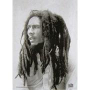 Bob Marley zászló HFL 027