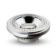 LED Spotlight - AR111 15W 230V Beam 20 COB Chip 6000K Dimmable