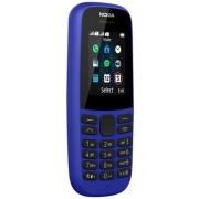 Nokia 105 - Mobiele telefoon - dual-SIM - 4 MB - GSM - RAM 4 MB - Nokia Series 30+