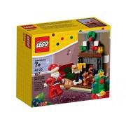 Lego lego 40125 Christmas Santa's Visit limited item [Parallel import goods]