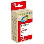 weCare Cartridge Canon PG-512 Zwart