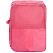 Kids Mandi Shoe Pouch(Pink)