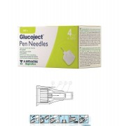 A.menarini diagnostics Glucojet Pen Needles 32g 4mm
