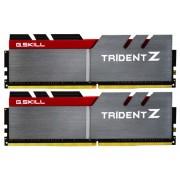 DDR4 16GB (2x8GB), DDR4 3200, CL16, DIMM 288-pin, G.Skill Trident Z F4-3200C16D-16GTZ, 36mj