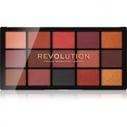 Makeup Revolution Reloaded палитра от сенки за очи цвят Newtrals 3 15 x 1,1 гр.