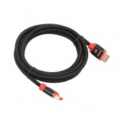 Cable HDMI V2.0 Ultra HD De Alta Velocidad Ethernet Cable Macho Negro Cables De Audio Y Video