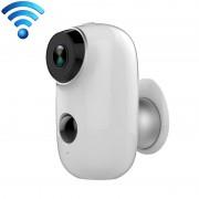 A3 WiFi draadloze IP65 waterdicht 720P IP-Camera de visie van de nacht van de steun / bewegings-detectie / PIR bewegings-Sensor Two-way Audio ingebouwde 6000mAh accu
