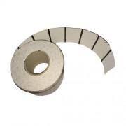 Félfényes polccímke tekercs, 57x35mm, 1000 címke/tekercs