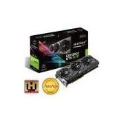 Placa de Vídeo VGA Asus NVIDIA GeForce GTX 1070 8GB, GDDR5, 256 Bits - ROG STRIX-GTX1070-O8G-GAMING