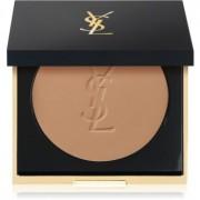 Yves Saint Laurent Encre de Peau All Hours Setting Powder polvos compactos de acabado mate tono B50 Honey 8,5 g