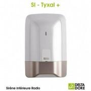 DELTA DORE Sirène Intérieure Radio - SI TYXAL+ Delta Dore 6415220