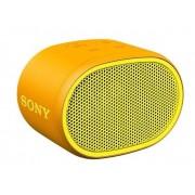 Boxa Portabila Sony SRS-XB01 Extra Bass, Bluetooth (Galben)
