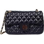 Lino Perros LWHB02033BLACK Black Shoulder Bag