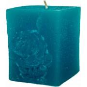 Lumanare Decorativa Mister din Safir Albastru parfum de Lavanda