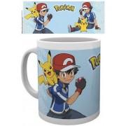 Intrafin Pokemon Ash Mug