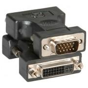 DVI (F) - VGA (M) atalakito