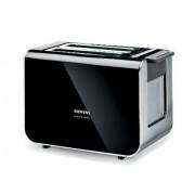Siemens TT86103 - Grille-pain - 2 tranche - noir