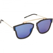 Arzonai Hook MA-032-S3 Unisex Retro Square Sunglasses