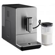 Espressor automat Beko CEG5331X, 19 bari, 1.5 L, 1350 W, Display LED Touch, Programe de auto-curatare, Recipient lapte, Rasnita integrata, Inox