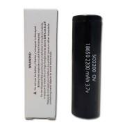 Ovale Batteria al litio 18650 - 2200 mAh