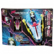 Monster High Frankie + Recharge Station