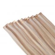 Rapunzel® Extensions Naturali NUOVO! Rapunzel Sleek Tape Extension M7.3/10.8 Cendre Ash Blonde Mix 45 cm