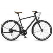 Winora Flitzer men 28'' 24-Sp Acera mix - 18 Winora onyx black matt - City Bikes 51
