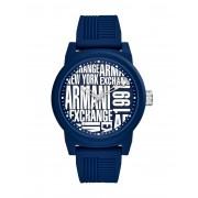 メンズ ARMANI EXCHANGE 腕時計 ダークブルー