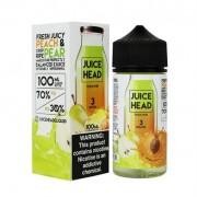 Peach Pear Juice Head 100ml 3mg