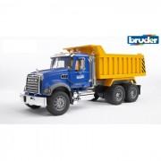 Bruder mack granite camion ribaltabile 2815