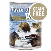 Taste of the Wild Pacific Stream - 12 x 390 g