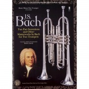 MusicSales - J. S. Bach: Two Part Inventions For Two Trumpets
