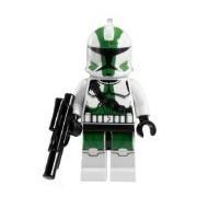 LEGO Star Wars The Clone Wars - Commander Gree with Blaster Gun (9491)